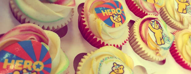 Cakes (and Cookies) Under Scrutiny For Children In Need
