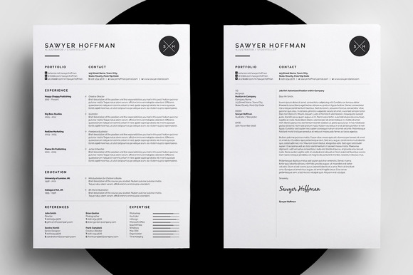 Resume/CV U2013 Sawyer