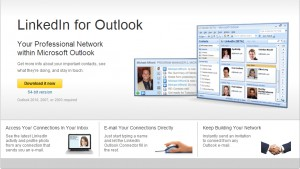 LinkedIn-Outlook