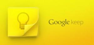 Googlekeep app