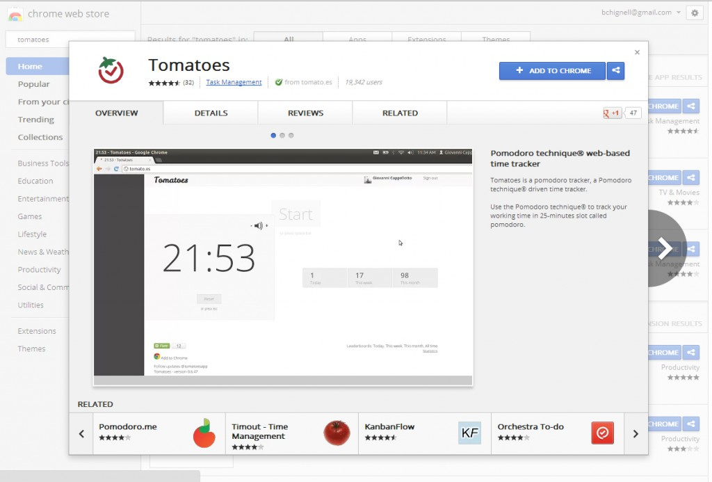 tomatoes-chrome-app
