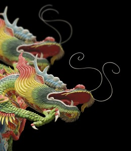 dragon stance