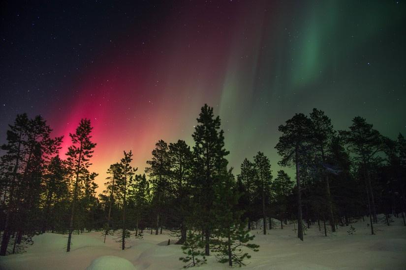 swedish sky