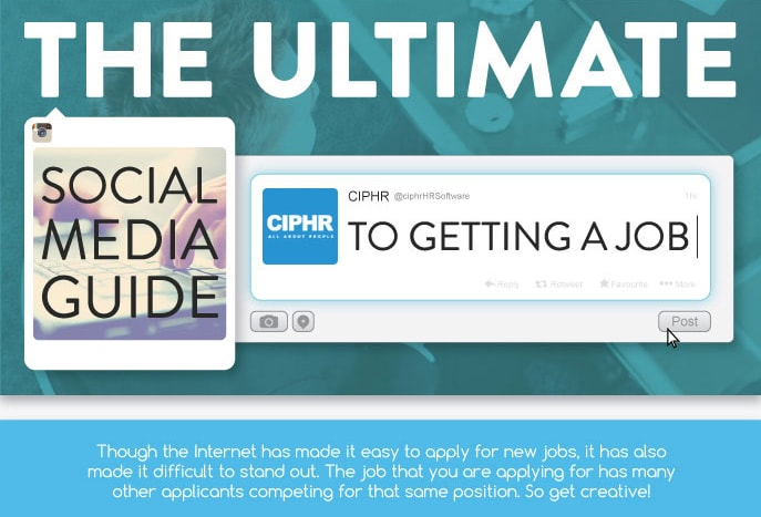 Social media guide to getting a job