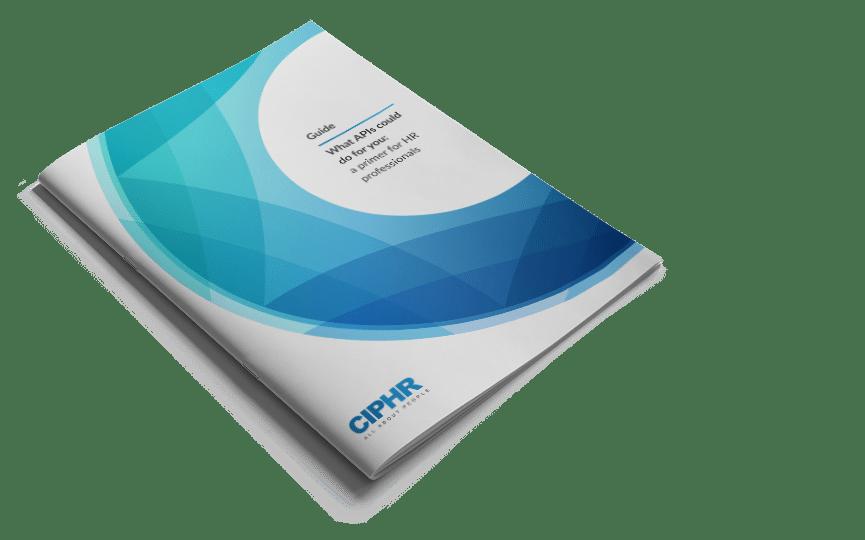 hr software API brochure image