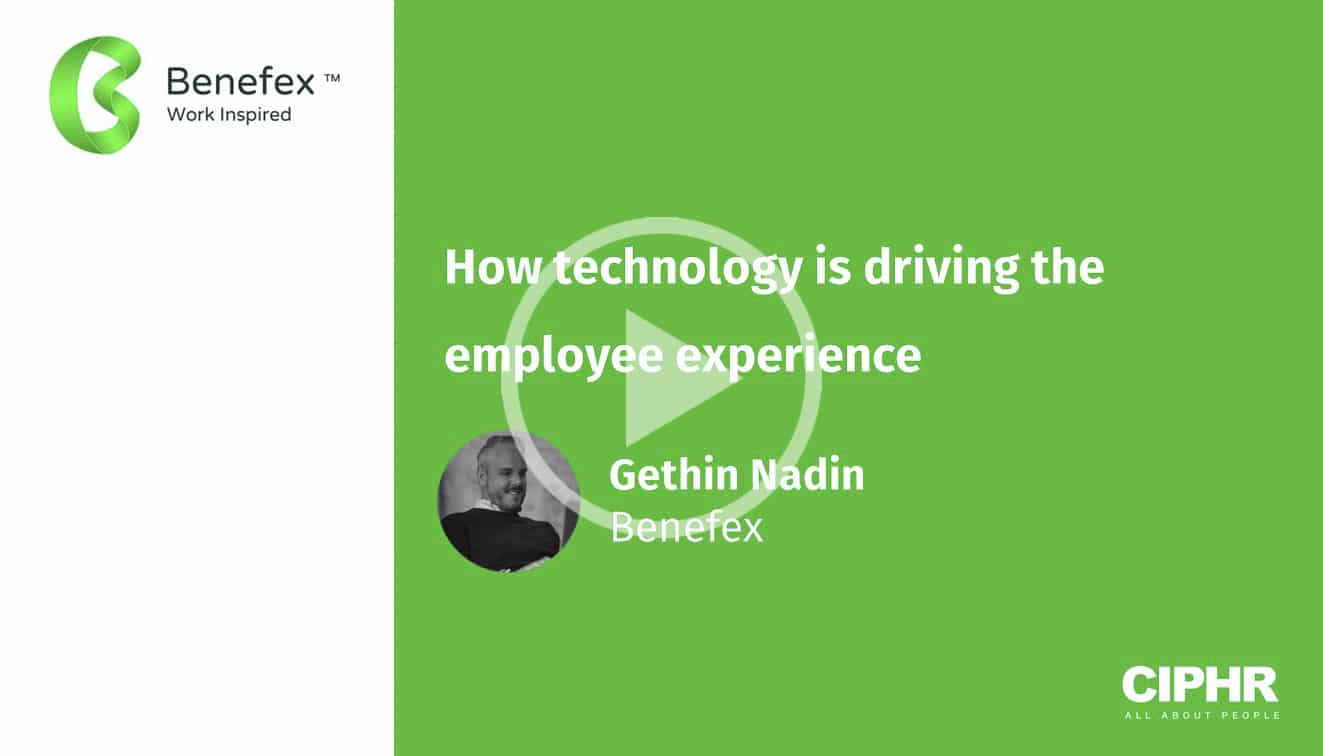 How technology is driving the employee experience