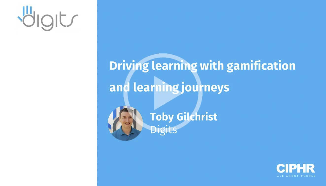 Driving learning with gamification and learning journeys