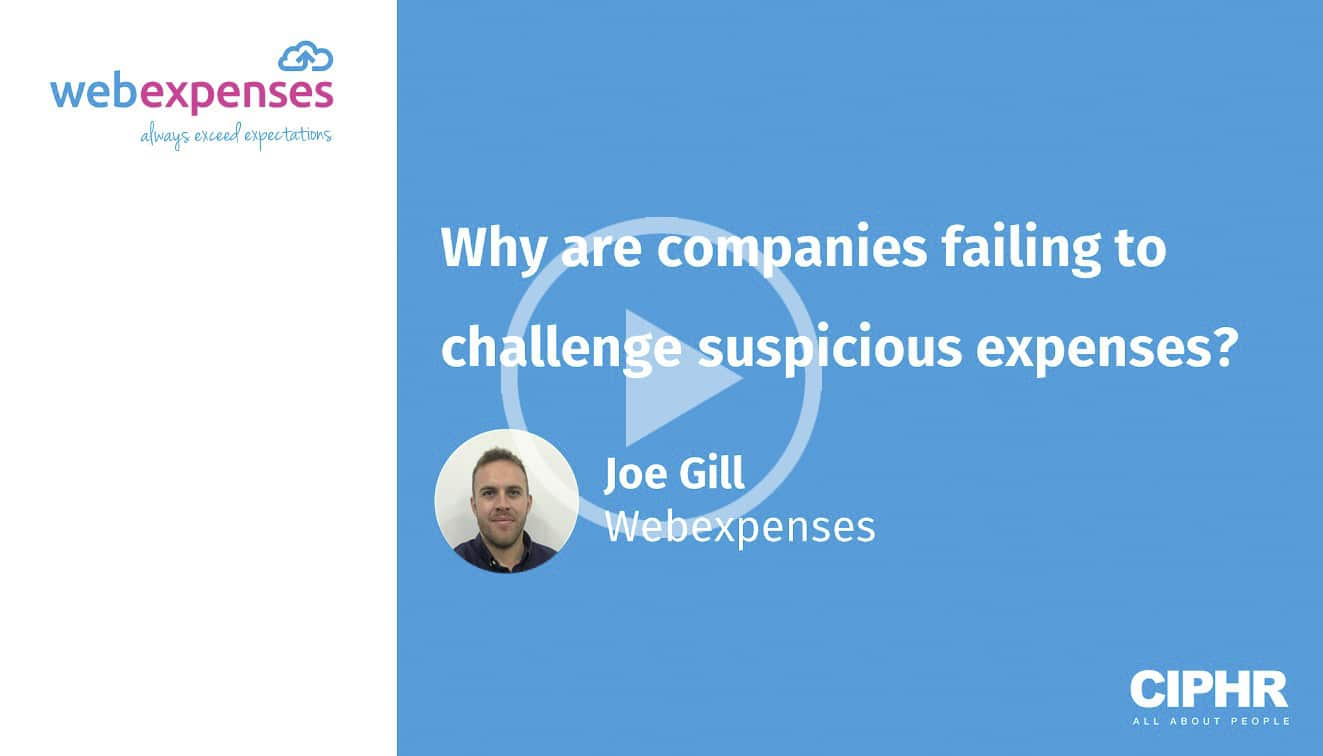 Why are companies failing to challenge suspicious expenses?
