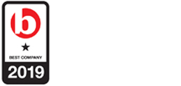 Best Company 1 star accreditation logo
