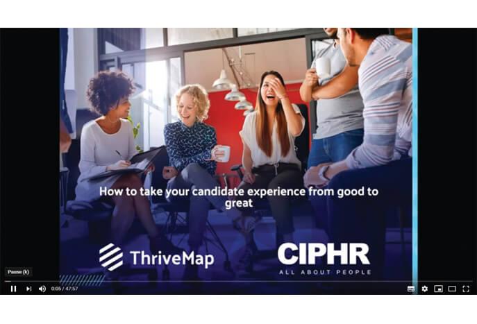 Thrivemap webinar CIPHR-webinar